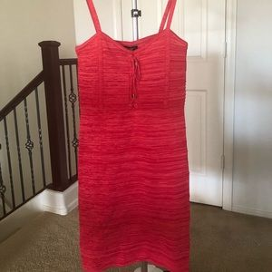 Red dress by Baby Phat